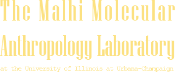 The Malhi Molecular Anthropology Laboratory